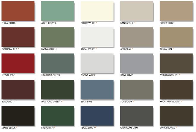 Kynar Standard Colors Related Keywords Kynar Standard Colors Long Tail Keywords Keywordsking